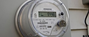 digital hydro meter (smart meter )electrical meter