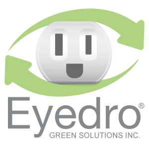 Vertical Eyedro Logo