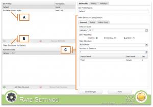 MyEyedro Client – Bill Profiles