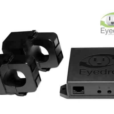 Eyedro EHEM1-LV ethernet connected 2 sensor residential electricity monitor