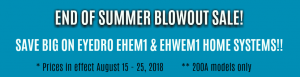 eyedro summer sale