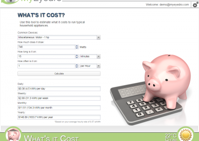 What's it Cost Plugin