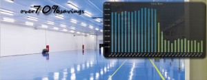 Industrial Project Achieves 70% Energy Savings