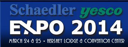 Schaedler yesco Expo 2014.