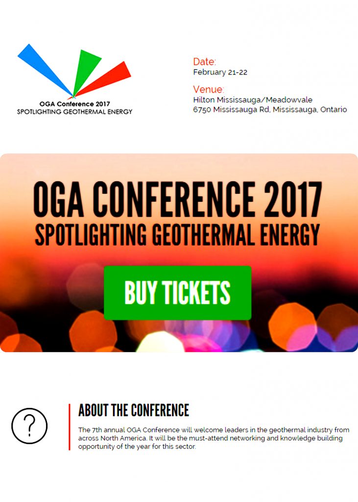 ontario geothermal association