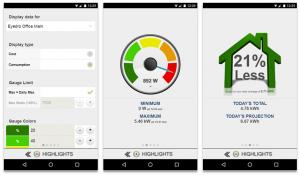 MyEyedro Client – Mobile Highlights