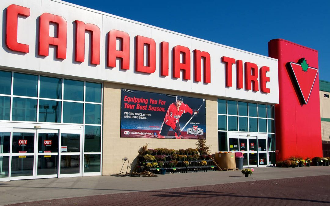 Canadian Tire Saves: Eyedro Retail Case Study