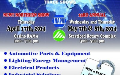 Visit Eyedro at the Ideal Supply Trade Show in Stratford